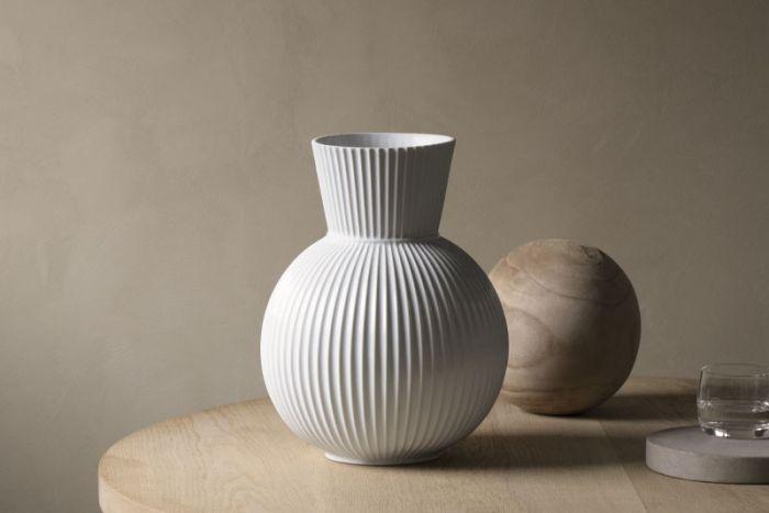 Lyngby Tura vase H34