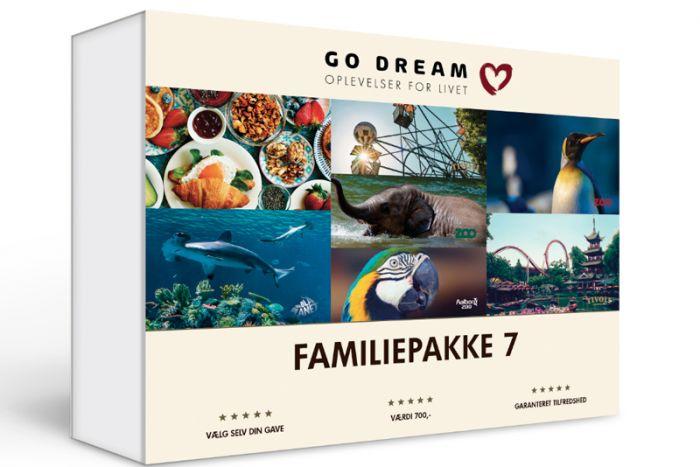 Go Dream familiepakke 7