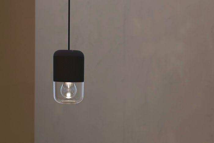 Lemus Life lampe med højttaler