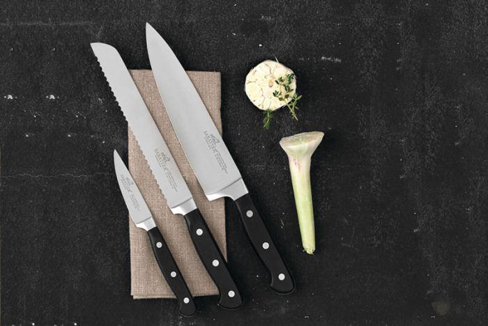 Pluton knivsæt - 3 dele
