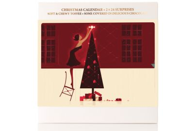 Karamel Kompagniet Juledag - 384 g