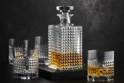 Luigi Bormioli Elixir whiskysæt - 5 dele
