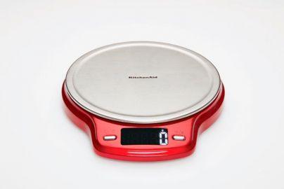Kitchen Aid køkkenvægt - rød