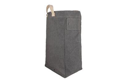 Uashmama vasketøjskurv 31x25xH58 mørkegrå