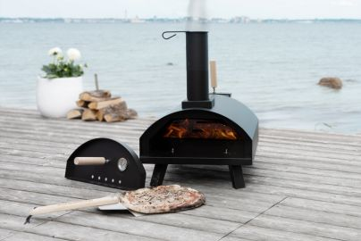 Tisvilde stenovn - til pizza og brød