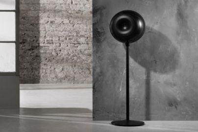 Hi5 bluetooth højttaler på fod sort 105 cm