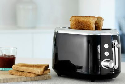 Kitchenmaster Toaster - sort