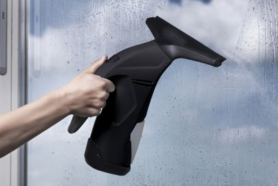 Murphy Vinduesvasker sort