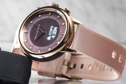 Tobias Jacobsen smartwatch - rosa