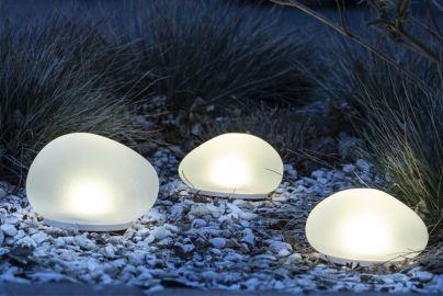 Stonelights havelamper med solceller 3 stk.