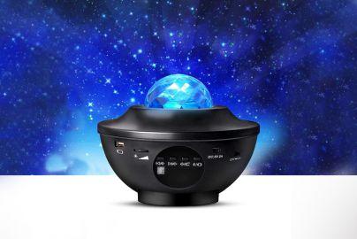 Night Sky LED nat projektor