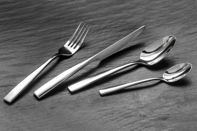 Vexø bestik sæt rustfrit stål 24 dele