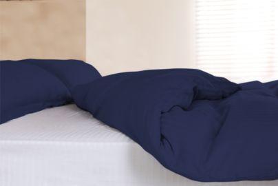 Ambience du Nord sengetøj egypt. bomuld blå
