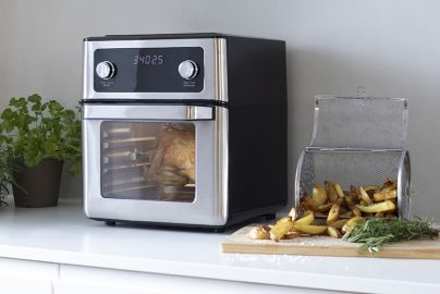 Kitchen Master airfryer-ovn 12L