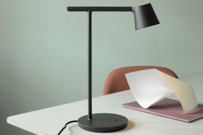 Muuto Tip bordlampe - sort