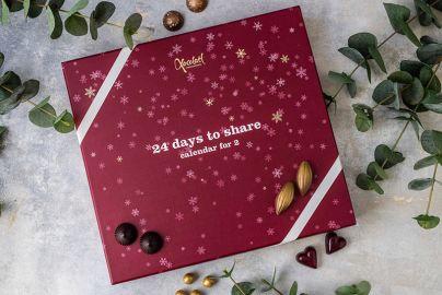 Xocolatl luksus julekalender for 2 - 400g