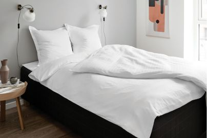 Georg Jensen Damask Cubicle sengetøj 140x200 cm - 2 sæt