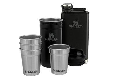 Stanley Adventure lommelærke og shot glas