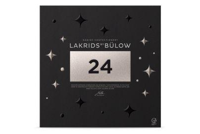 Lakrids By Bülow julekalender - 340 g