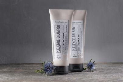 Ecooking økologisk shampoo og balsam