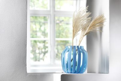 HAY juice vase, lys blå