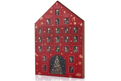 Sv Michelsen Julekalenderhus med chokolade - 270 g