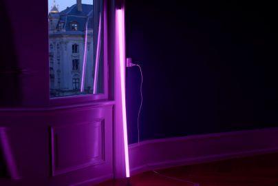 Hay neonrør LED pink