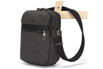 Pacsafe Metrosafe tyverisikret taske - 6,5l - grå