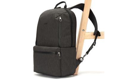 Pacsafe Metrosafe tyverisikret rygsæk - grå 20L