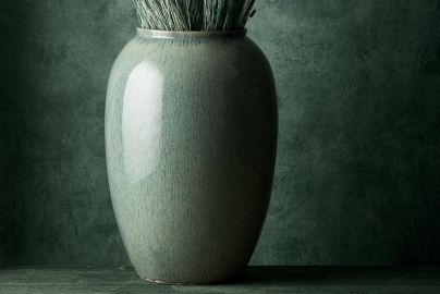 Bitz vase grøn 50cm