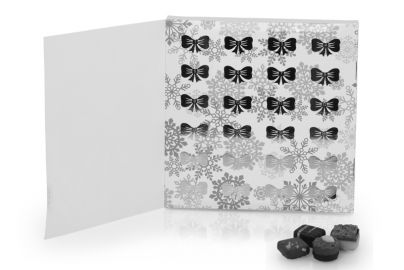 Bon Coca Luksus chokolade julekalender - 250 g