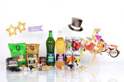 Festpakke uden alkohol