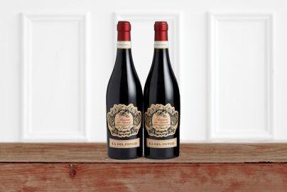 2 flasker Amarone Ca Del Fongo Valpolicella