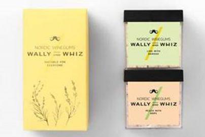 Wally & Whiz påske box 2021