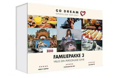 Go Dream familiepakke 3