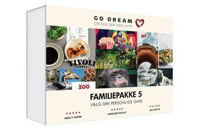 Go Dream familiepakke 5