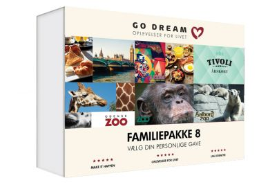 Go Dream familiepakke 8