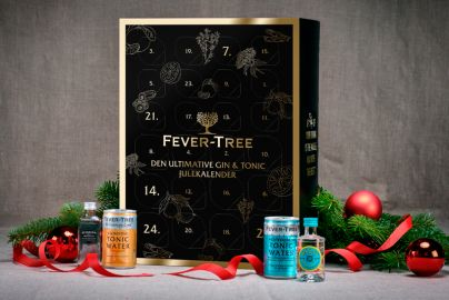 Fever-Tree julekalender