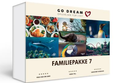 Go Dream familiepakke 7