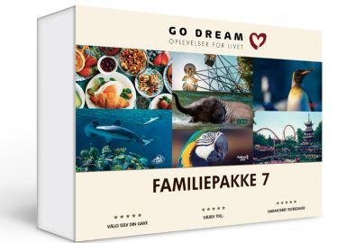 Go Dream forlystelsespakke 7