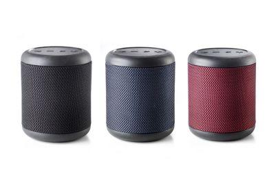 Hi5 Outdoor højttaler - Sort, rød eller blå