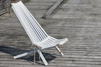 Hornbæk stol - Hvid