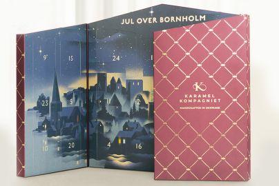 Karamel Kompagniet Jul over Bornholm - 365 g