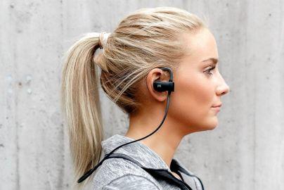 Miiego M1+ trådløse høretelefoner - sort/grå
