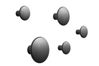 Muuto dots knager - 5 stk sort
