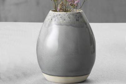 Costa Nova Madeira vase grå Ø17,5cm H20cm