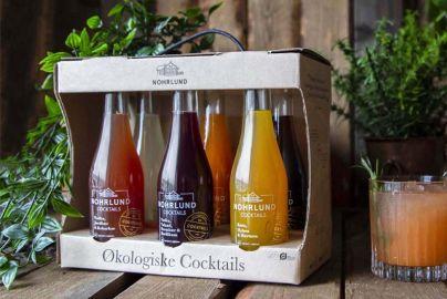 Nohrlund økologiske cocktails 6 pack original