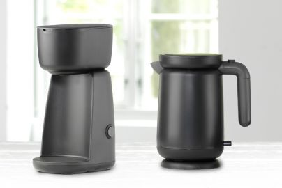 Stelton RIG-TIG Foodie kaffemaskine & elkedel