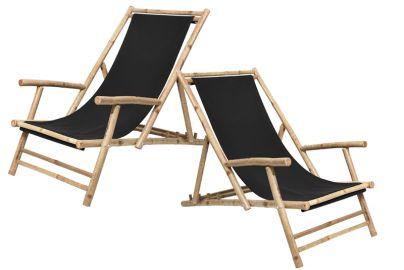 Skagen Bambusstole - 2 stk