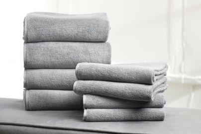 Skagen Bambus håndklæder 4 + 4